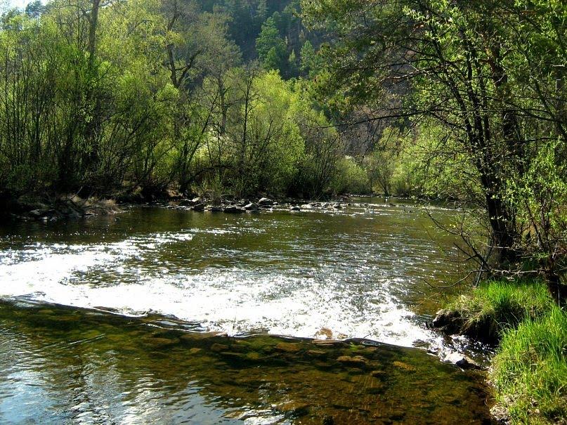 река Никишиха