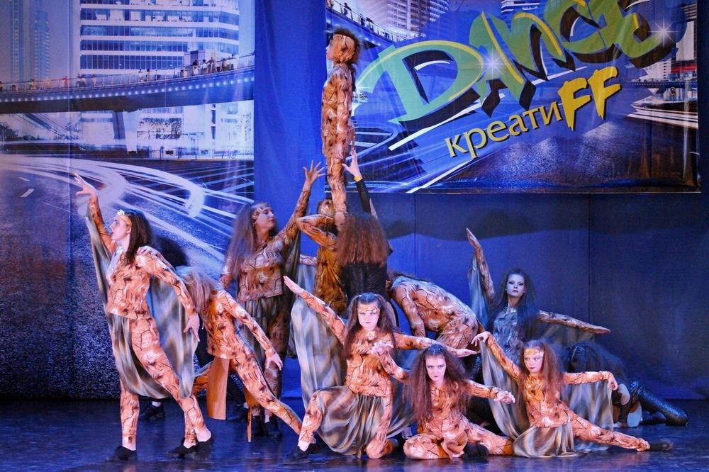 Testa на шестом международном хореографическом лагере Dance-креатиFF