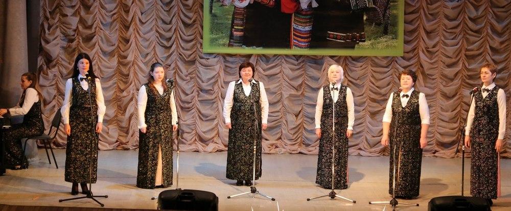 «Вдохновение» среди победителей окружного фестиваля-конкурса «Когда поет душа»!