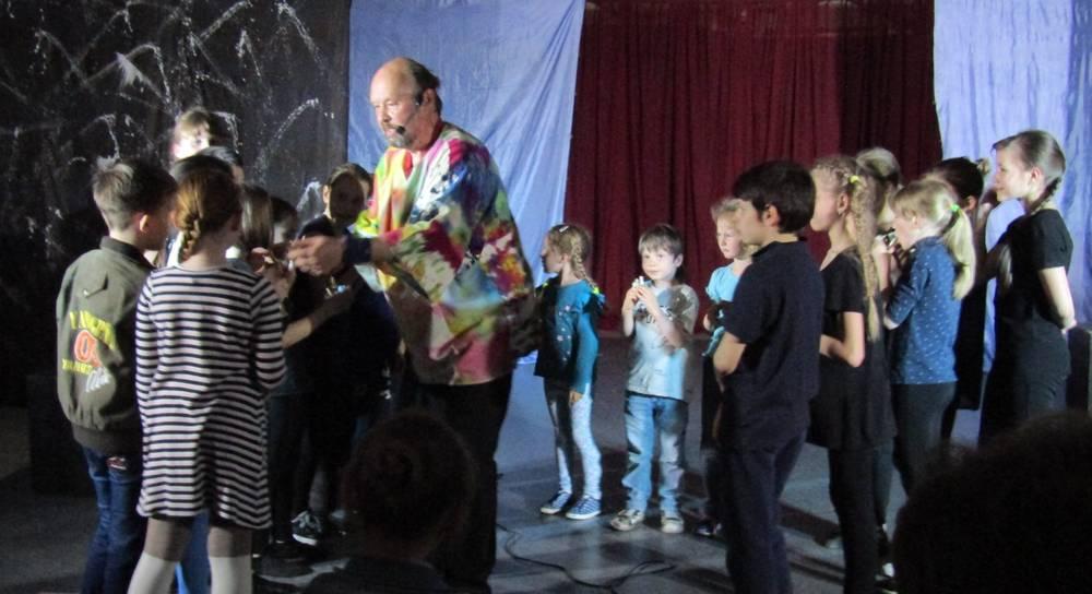 Детский театральный коллектив «Птицы»