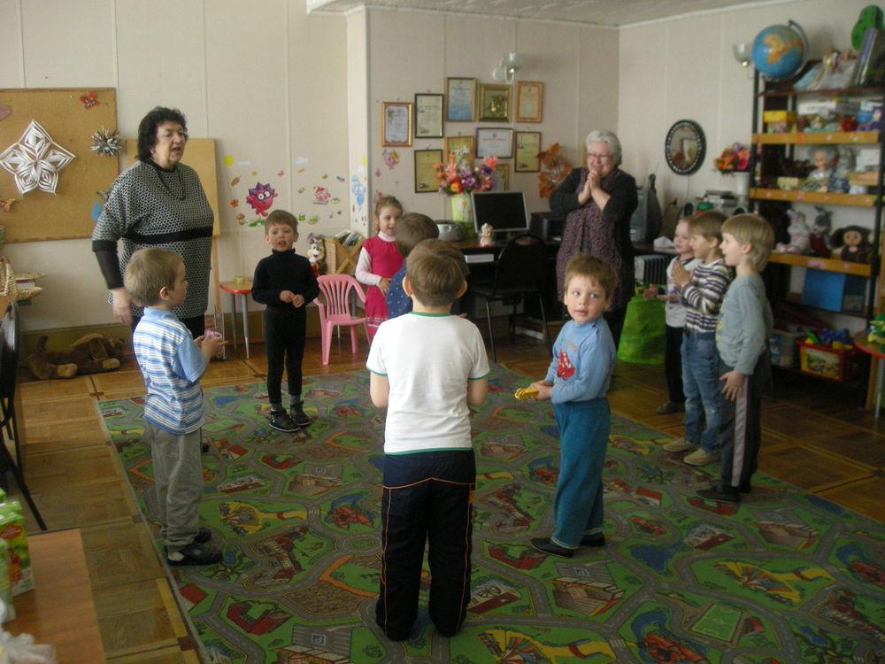 Детские клубы творческого развития