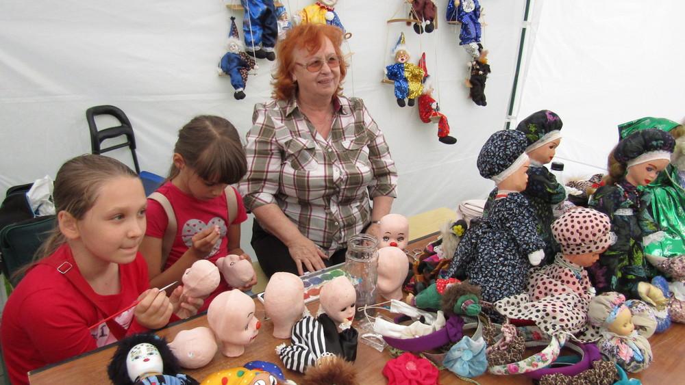 Кружок прикладного творчества по изготовлению кукол