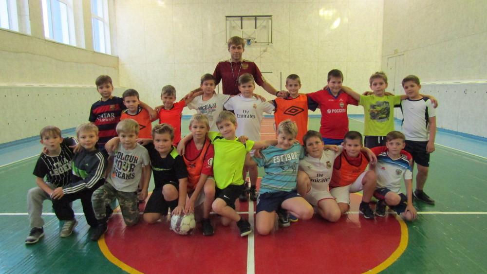 Спортивные секции по мини-футболу