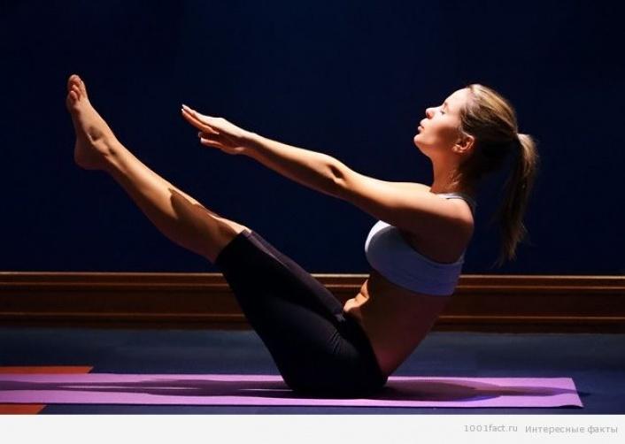 Тибетская оздоровительная гимнастика