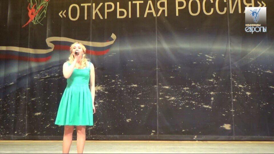 Дарья Ляпичева - в финале Национальной премии!
