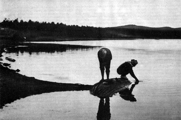 Арей-озеро