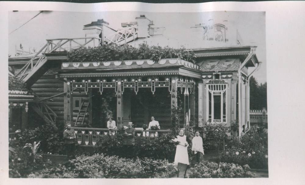 Сад Даурия в Чите