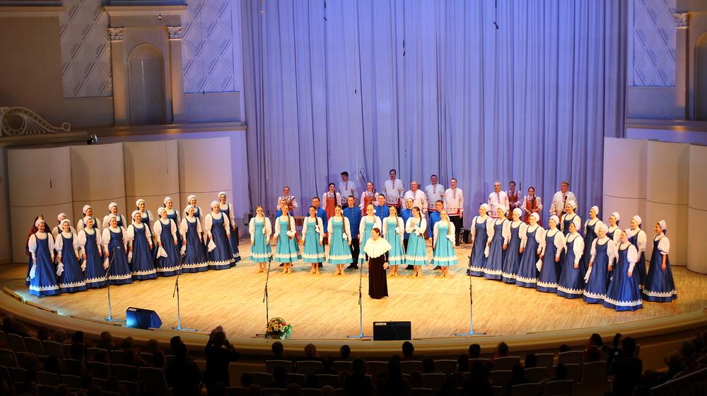 Северные кружева русской песни
