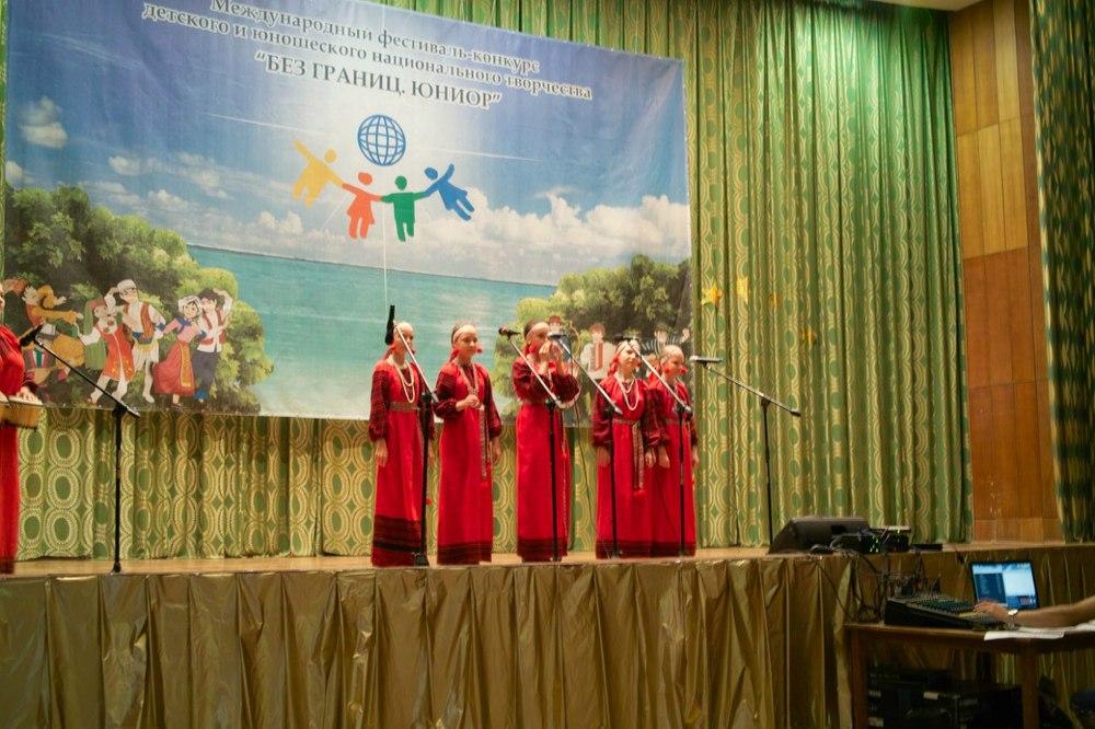 Выступление в Абхазии.