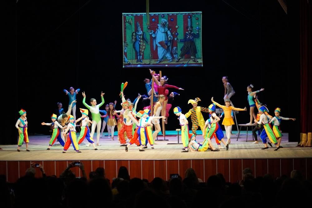 ХV Домодедовский открытый фестиваль-конкурс циркового искусства «13 метров»