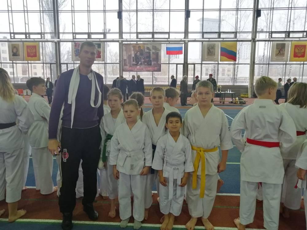 Турнир по каратэ «Дмитрий Донской»