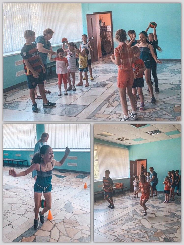 В Повадинском СДК прошла акция «Веселый выходной»