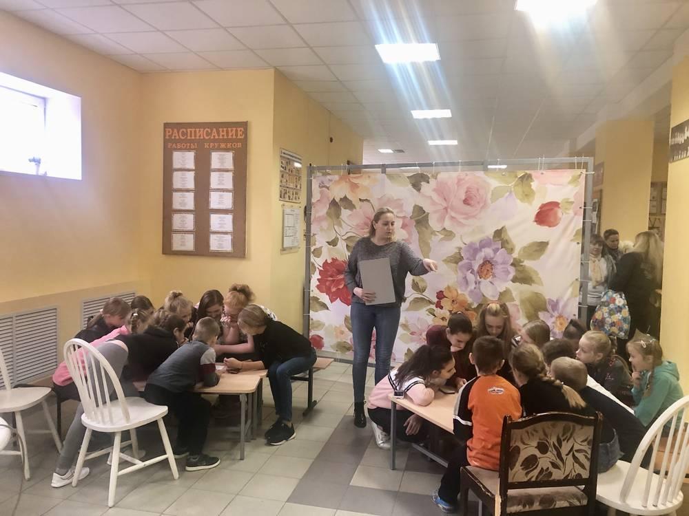 Интерактивная программа для подростков «В стране загадок»