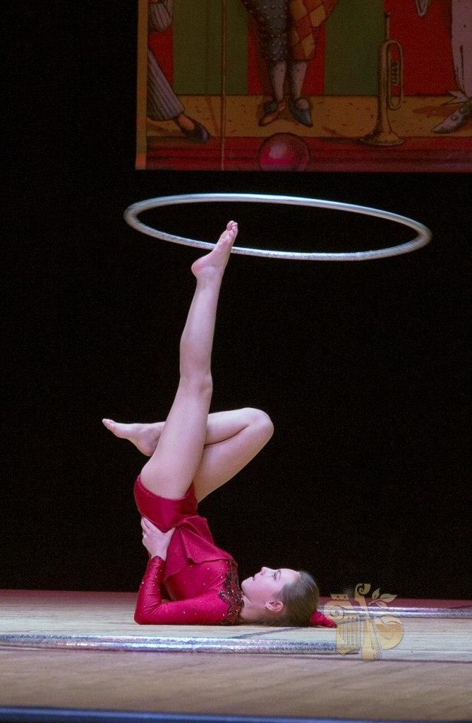 ХIV-й Домодедовский открытый фестиваль-конкурс циркового искусства «13 метров»
