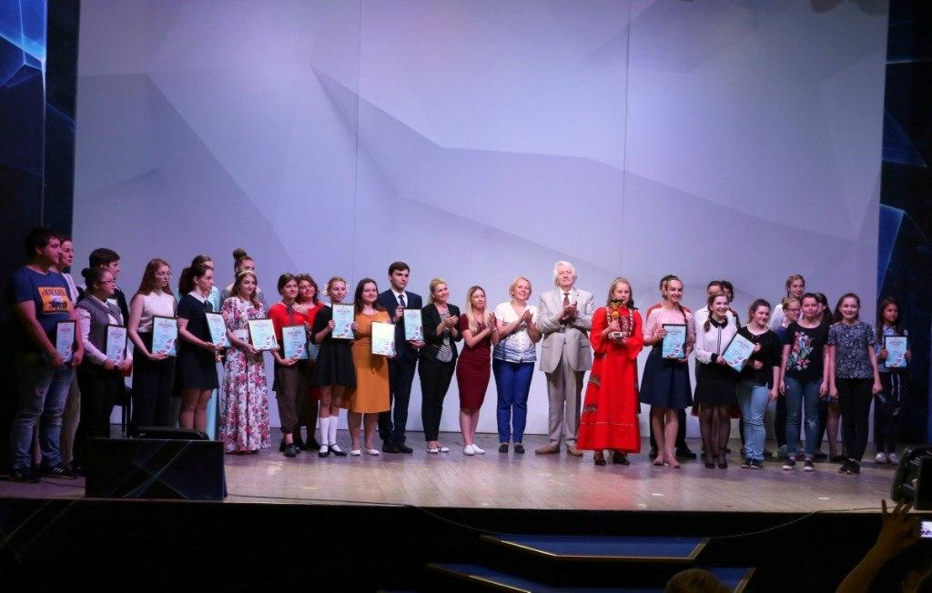 XIV-й Домодедовский окружной фестиваль-конкурс молодых исполнителей «Мир, в котором я живу!»
