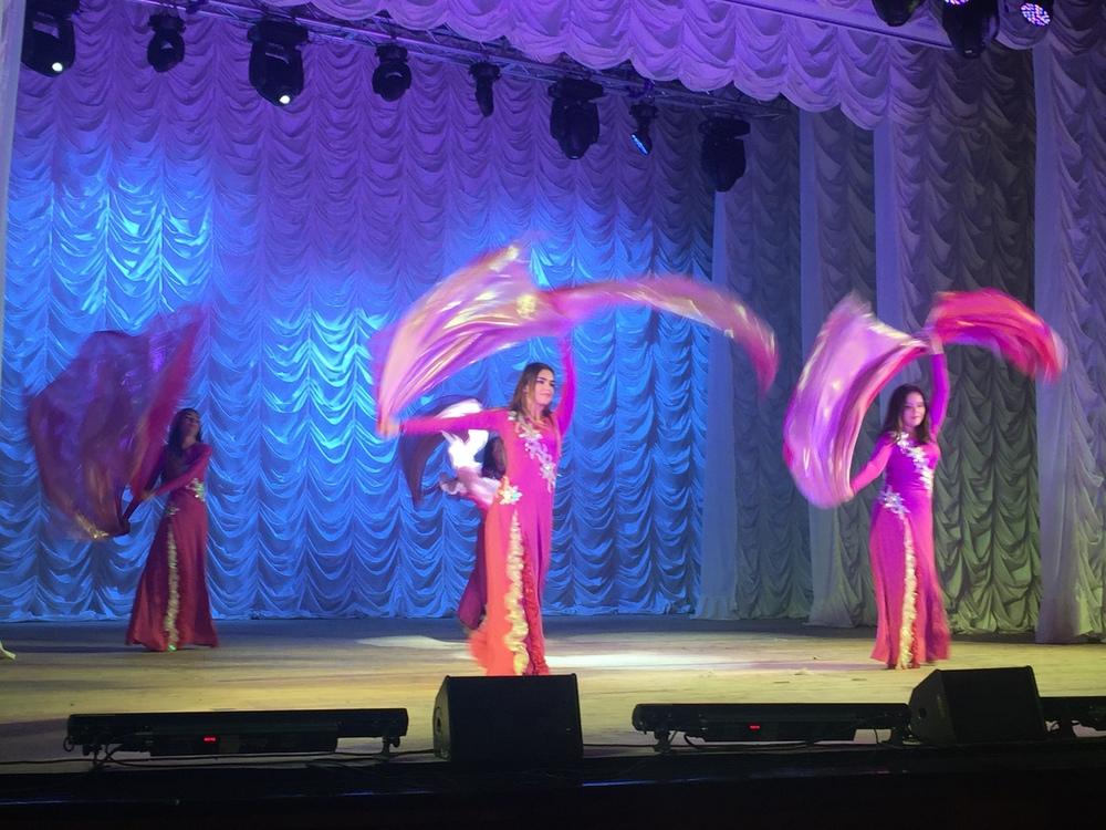 Открытие танцевального сезона 2017-2018 в ГДК